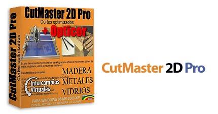 دانلود CutMaster 2D Pro v1.3.2.2 – نرم افزار برش دقیق MDF