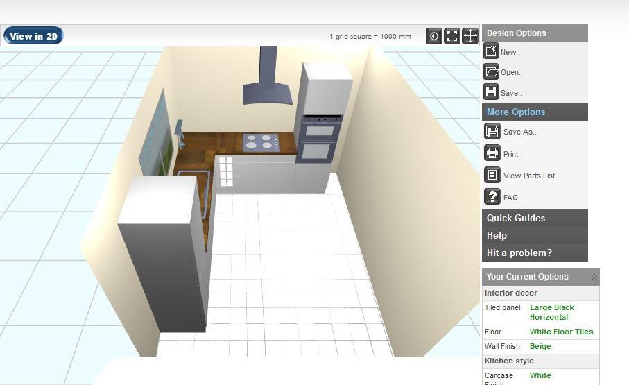 طراحی کابینت