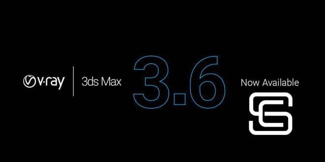 دانلود پلاگین VRay 3.60.03 برای 3DS Max