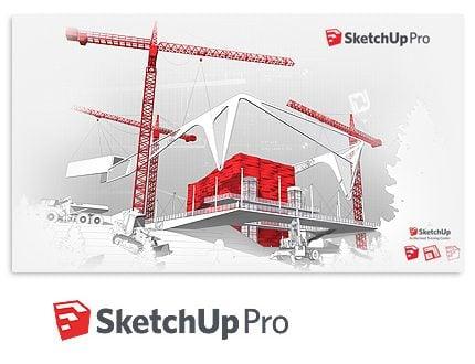 دانلود SketchUp Pro 2019 v19.1.174 – نرم افزار ساخت اشکال سه بعدی
