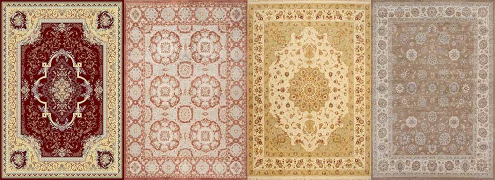 تکسچر فرش ایرانی